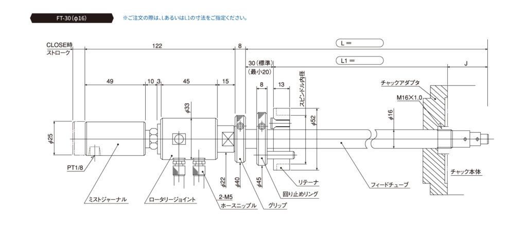 FT-30寸法