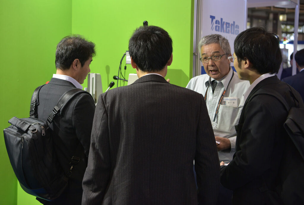 「メカトロテックジャパン2019」展示会